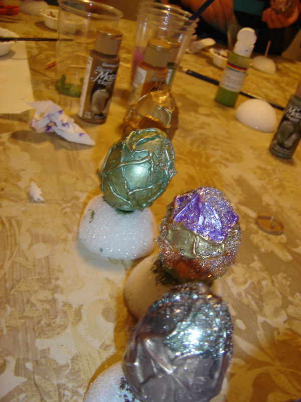 Dragon Eggs.