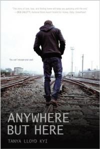 Anywhere But Here - Tanya Kyi