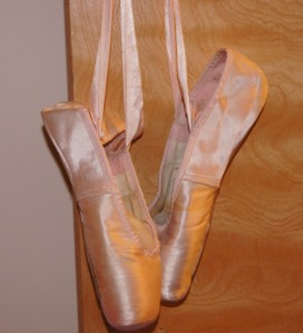 Ballet slippers copy - Ellen