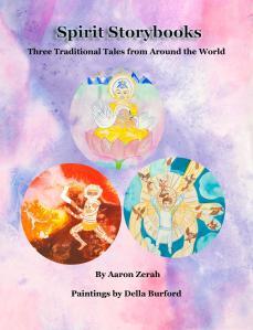 spirit storybooks cover KDP Kids